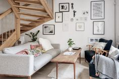 my scandinavian home: my home captured by karin: sitting room