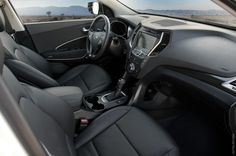 I see me fitting in nicely. Santa Fe 2013, 2014 Hyundai Santa Fe, My Ride, Car Seats, Cars, Car Interiors, Autos, Car, Automobile