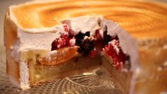 Saklı Meyveli Pasta - yemek tarifi | 24Kitchen