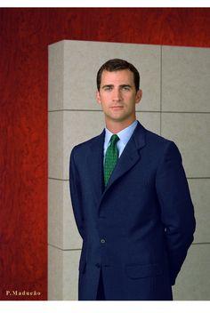 HM King Felipe VI of Spain (Felipe Juan Pablo Alfonso de Todos los Santos de Borbon y de Grecia), (June 19, 2014 - ).
