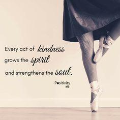 Every act of kindness grows the spirit and strengthens the soul. #positivitynote #upliftingyourspirit