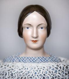 Royal Copenhagen China Doll from abigailsattic on Ruby Lane