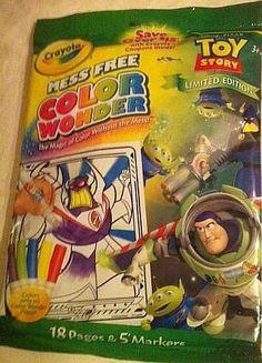 Crayola Color Wonder Mess Free Coloring Set - Barbie - Crayola ...