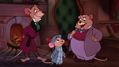 Disney Parks, Disney Pixar, The Great Mouse Detective, Sailor Costumes, Miss Kitty, Walt Disney Animation Studios, Disney Theme, Stock Art, Baker Street