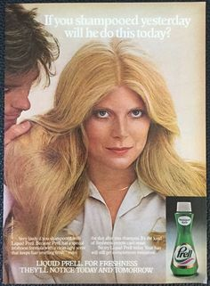 vintage shampoo ads | ... Favorite hair ads on Pinterest | Print Ads, Shampoo and Vintage Ads