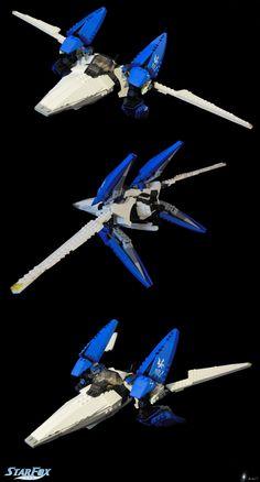 star fox assault lego - Google Search
