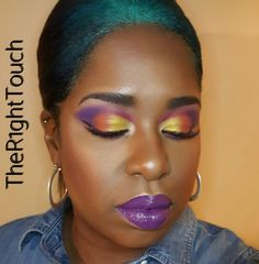 BeautyBlogger/Nouveau Exposure/MUA/TheR1ghtTouch
