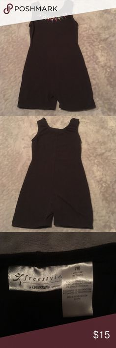 Dance or Gymnastics unitard Only worn once like new Freestyle by Danskin Danskin One Pieces Bodysuits