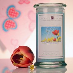 The Official Website of Jewelry Candles - Soy Candles With Jewelry - Summer Breeze Jewelry Candles Best Candles, Soy Wax Candles, Candle Wax, Scented Candles, Candles With Jewelry Inside, Jewelry Candles, Charmed Aroma Candles, Summer Scent, Summer Breeze