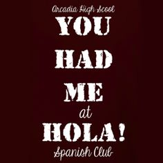 Spanish Club customizable t-shirt template. Edit this design to include your school name and colors. Choose from products like Hanes, American Apparel, Next Level and more. We're P.O. friendly and offer free 10-day shipping in the U.S.