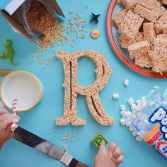 R di Rice Krispies