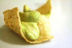 Low Calorie Guacamole Hummus