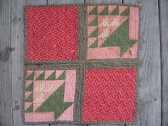 another potholder block - don't you think so?