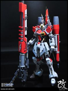ZGMF-X56S/β Sword Impulse Gundam Ver.Ed Kai: Full