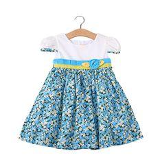 $23.00 (Buy here: https://alitems.com/g/1e8d114494ebda23ff8b16525dc3e8/?i=5&ulp=https%3A%2F%2Fwww.aliexpress.com%2Fitem%2Fbaby-kids-girls-summer-patchowrk-floral-print-cap-sleeve-fashion-princess-dress-children-cotton-casual-cute%2F32783274429.html ) baby
