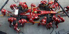 Formula Uno y los Negocios por Internet