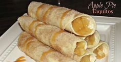 Okay. This recipe for apple pie rolls is about as quick and easy as any dessert or snack could get.  ...