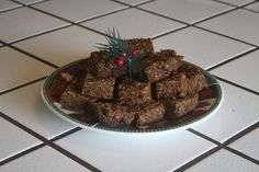 Healthy homemade horse treats!
