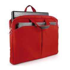 KaBuM! - Multilaser Bolsa Feminina para Notebook 15.6´´ - BO171 Vermelha