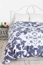 Just ordered this Plum & Bow Damask Duvet Cover