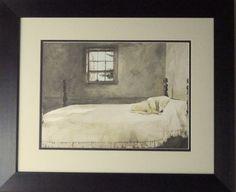 Andrew Wyeth Master Bedroom-Framed