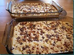 Cheesecake Squares with White Chocolate    Crust:    1/4 c. Butter (softened)  1/3 c. packed Brown Sugar  1 c. plain flour  1/4 c. finely chopped pecan    Cheesecake:    2 8 oz. packages of cream cheese, softened  1/2 c. sugar  2 tsp. Vanilla extract  2 eggs  1 c. White Chocolate Chips  1 c. regular or swirled semi-sweet chips  1/2 c. finely chopped pecans