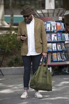 Urban Street Style, Men's Spring Summer Fashion.