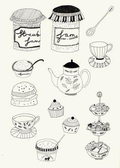 Afternoon tea!