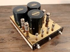 Yaqin tube amplifier. Click photo for more pics and my review.