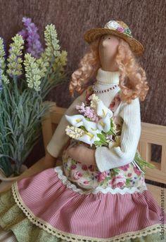 "Tilda ""Primavera Mood"" - boneca til til, Tilda boneca têxtil"