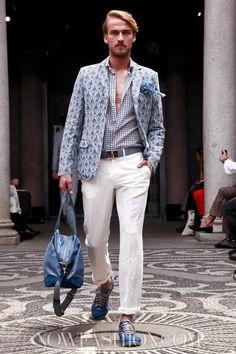 Roccobarocco Menswear Spring Summer 2013 Milan
