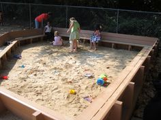 What does it take to make a GREAT preschool sand play? Here are our tips and guidelines.