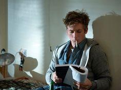 Lip Gallagher from Shameless.  Jeremy Allen White