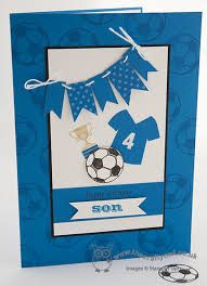 football birthday card - Google Search