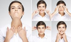 Forget Botox! Pull funny faces to beat wrinkles