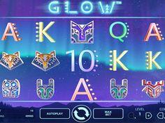 Spielen kostenlos online Spielautomaten Spiel Glow - http://freeslots77.com/de/glow/