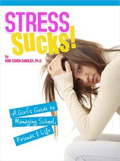 Stress Sucks - By Dr. Roni Cohen-Sandler