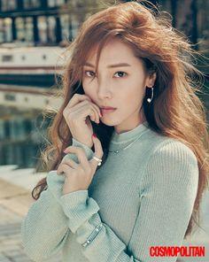 Jessica Jung // Cosmopolitan Korea