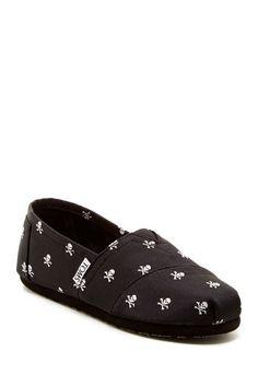 e9fc9bef964 Skull Critters Classic Slip-On Shoe (Little Kid Ugg Boots Sale