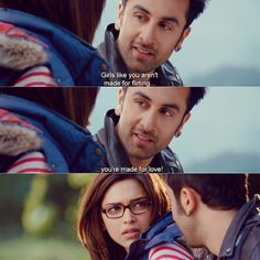 This is so cute❤❤ #ranbirkapoor #deepikapadukone #YehJawaniHaiDeewani