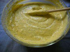 Chec cu iaurt, lamaie si mac- Pasiune pentru bucatarie Peanut Butter, Food, Eten, Meals, Nut Butter, Diet