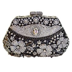 Luxury Crystal Day Clutches Bag Handcraft Rhinestone Evening Bag Soiree Sac Pochette Femme Women_12     https://www.lacekingdom.com/
