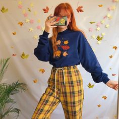 Cute Fashion, 90s Fashion, Retro Fashion, Trendy Fashion, Korean Fashion, Vintage Fashion, Fashion Outfits, Thrift Fashion, Winter Fashion