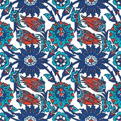 One of the many reasons why I'm fascinated by Turkey. Islamic Tiles, Islamic Art, Spider Art, Ceramic Mosaic Tile, Turkish Tiles, Oriental Pattern, Exotic Places, Pottery Designs, Decorative Tile