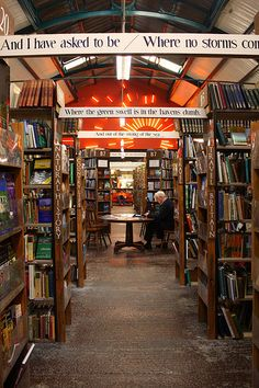 Barter Books - The best book shop in the world?