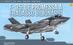 F-35: de promessa à fracasso bilionário – Fábio Condutta