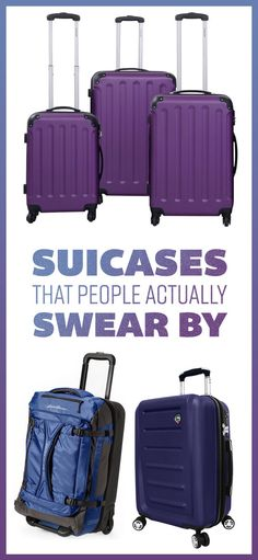 17 Amazing Suitcases That People Actually Swear By