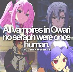Lacus and Rene: They lived in Europe and Rene walked in to see his parents were murdered.  He ran away and met Lacus and they started living tgether.  Lacus claimed him as his full brother and Rene only would agree to calling him half brother.  One day, they were shot by unknown men and some passing vampires changed them. Crowley had blue eyes and was a crusader in the 13th century and Ferid is the one who introduced him to vampires and there's a longer bac story with that.