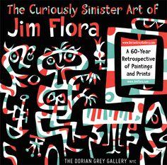Arte Retro: Jim Flora
