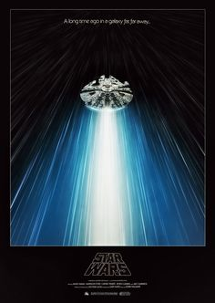Star Wars Poster - Created byMichael Friebe